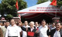 Ngày hội đại đoàn kết dân tộc