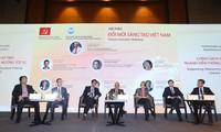 Xây dựng phát triển hệ sinh thái, thúc đẩy đổi mới sáng tạo tại Việt Nam