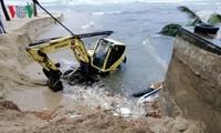 Mưa lũ lớn gây ngập lụt tại một số tỉnh miền Trung