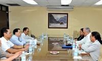 Việt Nam Cuba tăng cường hợp tác trên lĩnh vực tuyên giáo của Đảng