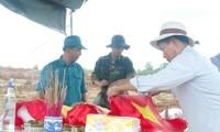 Truy điệu, hồi hương 30 hài cốt liệt sĩ Việt Nam hy sinh tại Lào về nước
