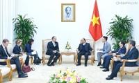 Thủ tướng Nguyễn Xuân Phúc tiếp các Đại sứ Trung Quốc, Đan Mạch