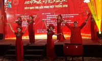 Đêm Giao lưu hữu nghị Việt- Trung năm 2018