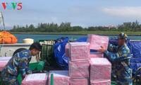 Chuẩn bị chu đáo cho cán bộ, chiến sỹ và nhân dân huyện đảo Trường Sa đón Tết cổ truyền Kỷ Hợi