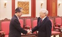Trung Quốc hết sức coi trọng phát triển quan hệ hữu nghị với Việt Nam