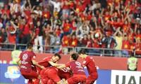 ASIAN Cup 2019: Tự hào đội tuyển bóng đá Việt Nam