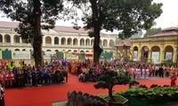 Hoàng thành Thăng Long tổ chức lễ dâng hương khai Xuân Kỷ Hợi 2019