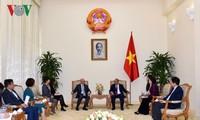 Thủ tướng tiếp Trưởng Đại diện thường trú của Văn phòng IMF