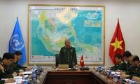 Việt Nam tích cực chuẩn bị cho Đội Công binh tham gia hoạt động gìn giữ hòa bình Liên hợp quốc