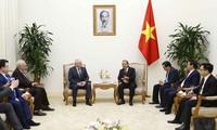 Phó Thủ tướng Thường trực Trương Hòa Bình tiếp Phó Chủ tịch Cơ quan Chống tham nhũng trực thuộc Tổng thống Liên bang Nga