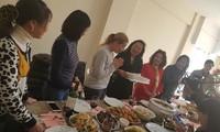 Phạm Thị Thu Hương: Muốn giới thiệu cho dân Síp về phong tục tập quán của người Việt