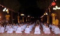 Lễ Liên Hoa Hội Thượng chùa Côn Sơn