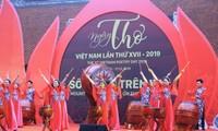 """Ngày thơ Việt Nam lần thứ 17 năm 2019: """"Sông núi trên vai"""""""