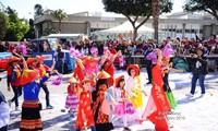 Cộng đồng Việt Nam tham gia Lễ hội Carnaval Limassol