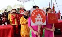 Long trọng Lễ Giỗ tổ Hùng Vương ở Ba Lan