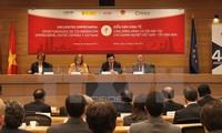 Tây Ban Nha đứng đầu tiếp nhận vốn đầu tư từ Việt Nam