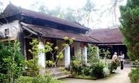 Bảo tồn nhà Rường ở làng cổ Phước Tích, mang lại nét xưa hồn cũ