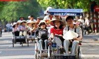 Khách du lịch châu Á chiếm thị phần cao nhất trong số lượng khách đến Việt Nam
