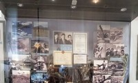 Bảo tàng Nga tôn vinh những người Việt bảo vệ Matxcơva
