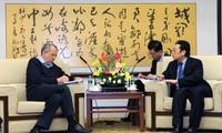 จีนและรัสเซียมีจุดยืนร่วมกันเกี่ยวกับปัญหาของซีเรียและเปียงยาง