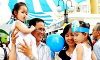 """ปีครอบครัวเวียดนาม 2013 ในหัวข้อ """"การเชื่อมโยงความรัก"""""""