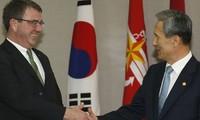 สาธารณรัฐเกาหลีและสหรัฐหารือเกี่ยวกับสถานการณ์บนคาบสมุทรเกาหลี