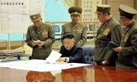 สาธารณรัฐประชาธิปไตยประชาชนเกาหลีประกาศใช้มาตรการทางทหารตอบโต้สาธารณรัฐเกาหลี