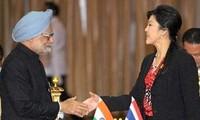 ไทยและอินเดียขยายความร่วมมือ