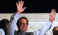นาย Nawaz Sharif เข้าพิธีสาบานตนรับตำแหน่งนายกรัฐมนตรีปากีสถาน