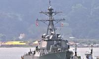 ฟิลิปปินส์พิจารณาการให้สหรัฐและญี่ปุ่นสามารถเข้ามาใช้ฐานทัพของตน
