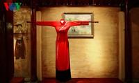 พิพิธภัณฑ์ชุดอ๊าวหย่ายเวียดนามในนครโฮจิมินห์