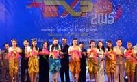 เปิดงานแสดงสินค้า การบริการและการท่องเที่ยวเวียดนาม-กัมพูชาปี 2015