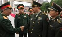 กิจกรรมสังสรรค์มิตรภาพด้านการกลาโหมตามแนวชายแดนระหว่างเวียดนามกับจีน