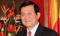 ประธานประเทศเวียดนามให้การต้อนรับทูตพิเศษของประธานประเทศคิวบา