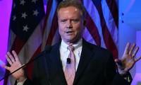นายJim Webbพรรคเดโมแครตลงสมัครชิงตำแหน่งประธานาธิบดีสหรัฐ
