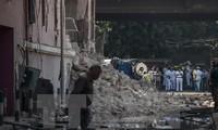 อียิปต์และอิตาลีให้คำมั่นที่จะร่วมมือต่อต้านการก่อการร้าย