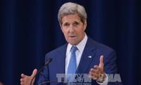 รัฐมนตรีว่าการกระทรวงการต่างประเทศสหรัฐเยือนตะวันออกกลางและเอเชีย