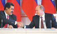 เวเนซุเอลาและรัสเซียกระชับความสัมพันธ์ร่วมมือทางยุทธศาสตร์