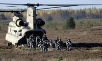 นาโต้เพิ่มกองกำลังตอบโต้เร็วและจัดตั้งฐานทัพในฮังการีและสโลวาเกีย