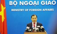 ปฏิกิริยาของเวียดนามต่อการที่หนังสือพิมพ์ของกัมพูชารายงานข่าวเกี่ยวกับการพิพาทด้านดินแดน
