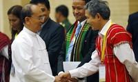 รัฐสภาพม่าอนุมัติข้อตกลงหยุดยิงทั่วประเทศ