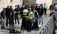 เกิดการปะทะระหว่างชาวปาเลสไตน์กับอิสราเอลในเขตเยรูซาเล็มอีกครั้ง