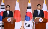 สหรัฐชื่นชมข้อตกลงเกี่ยวกับทาสกามระหว่างญี่ปุ่นกับสาธารณรัฐเกาหลี