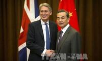 จีนและอังกฤษออกแถลงการณ์เกี่ยวกับซีเรีย