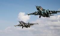 รัสเซียและซีเรียประสานงานกันเพื่อทำการโจมตีทางอากาศเพื่อต่อต้านการก่อการร้ายเป็นครั้งแรก