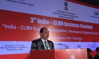 เวียดนามเข้าร่วมการประชุมความร่วมมืออินเดีย-ประเทศ CLMV ครั้งที่ 3
