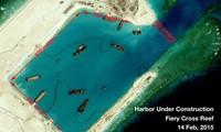 สมาคมต่างๆของเวียดนามประจำฝรั่งเศสประท้วงจีนที่ทำการทดสอบเส้นทางบินไปยังสนามบินในเกาะจื๊อเถิบ