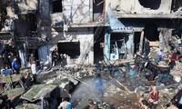 มีผู้เสียชีวิตและได้รับบาดเจ็บกว่า 120 คนจากเหตุระเบิดฆ่าตัวตายในซีเรีย