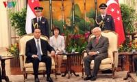 เวียดนาม-สิงคโปร์กระชับความสัมพันธ์หุ้นส่วนยุทธศาสตร์