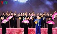 กิจกรรมฉลองวันมรดกวัฒนธรรมเวียดนามในกรุงฮานอย